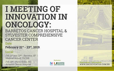 Imagem do Evento: I Meeting of Innovation in Oncology