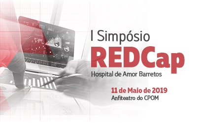 Imagem do Evento: I Simpósio REDCap do Hospital de Amor Barretos