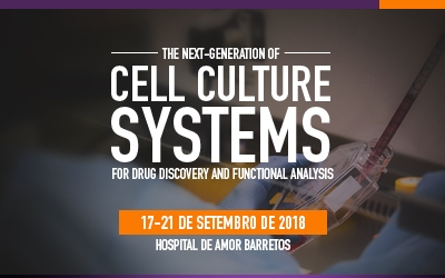 Imagem do Evento: The Next-Generation of Cell Culture Systems For Drug Discovery and Functional Analysis