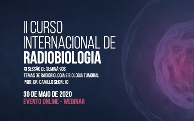 Imagem do Evento: II CURSO INTERNACIONAL DE RADIOBIOLOGIA