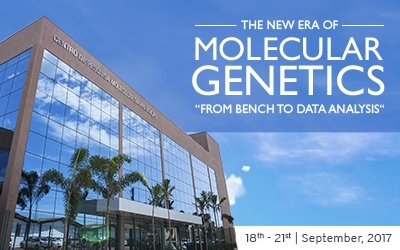 Imagem do Evento: The New Era of Molecular Genetics